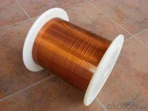 class 200 polyesterimide/polyamide-imide magnet wire, enamelled copper wire, winding wire