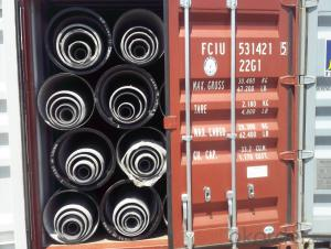 DUCTILE IRON PIPE k14 DN 350