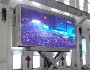 P10 LED Electronic Rental Display CMAX-P10