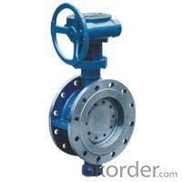 butterfly valve triple-offset butterfly valves