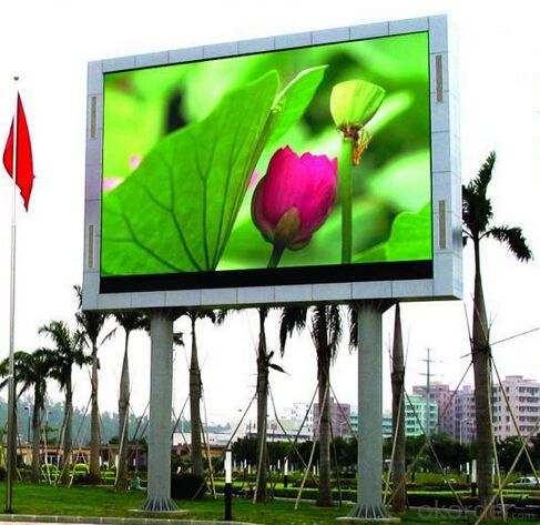 Outdoor Advertising LED Board CMAX-P31.25