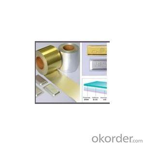 Popular Tropical Blister Foil for Pharmaceutical packaging