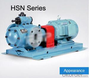 HSN Series Three-screw Pump