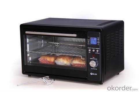 Electric Oven with 1600W 30 Liter