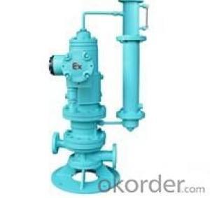 HJ Gas Seal Slurry Chemical Pump