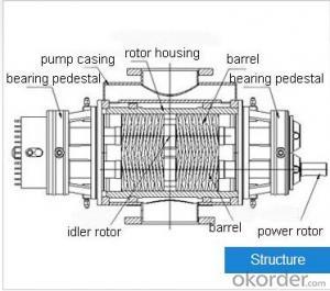 HW Series Twin-screw Pump