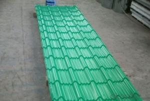 Pre-Painted Galvanized/Aluzinc Corrugated Steel Sheet Prime Quality