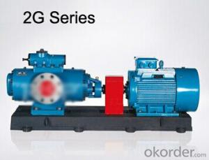 Series 2G Twin-screw Pump