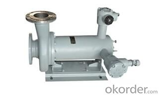HV Hollow Shaft Chemical Pump