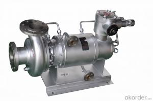 HT High Temperature Isolation Chemical Pump