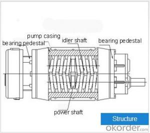 HM Series Twin-screw Pump