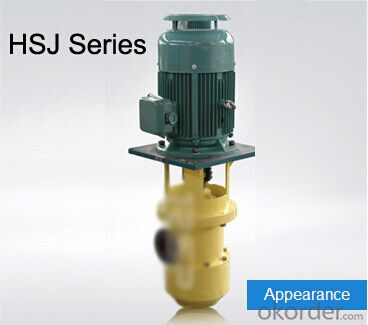 HSJ Series Three-screw Pump