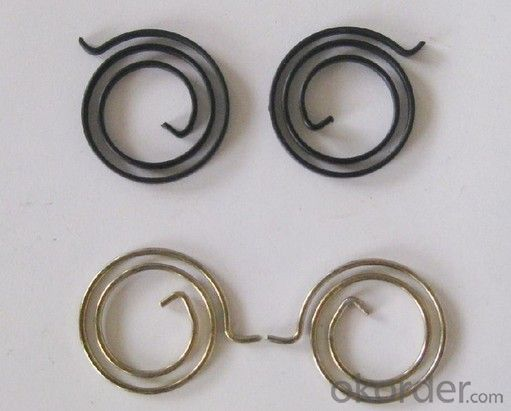 Best Quality Flat Wire Spring