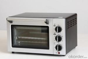 Cool Touch Electric Oven 1200W 14 Liter