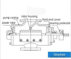 Series 2G Twin-screw Pump