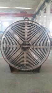 Spiral plate heat exchanger(Detachable)