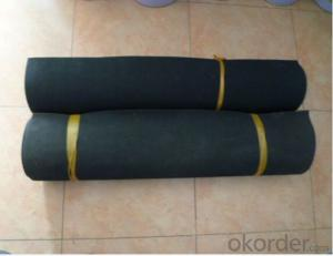 Width 2m EPDM Waterproofing Membrane for Pond Use