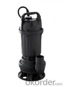 WQ(D)-B Submersible Sewage Pump