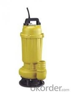 WQ(D) Submersible Sewage Pump