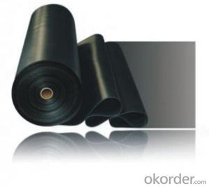 Vulcanized/Sulfuretted EPDM Rubber Roofing Waterproof Membrane