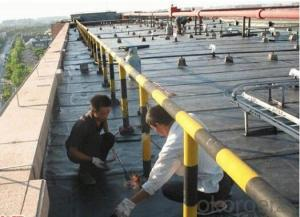 Width 2m EPDM Waterproofing Membrane for Roof Use