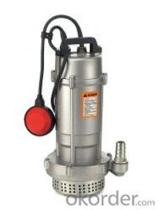 WQ Cast Iron Submersible Sewage Pump