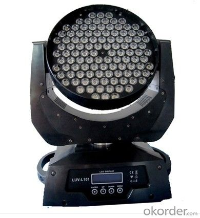 108PCSLED Moving Head Light For Sale CMAX-W5