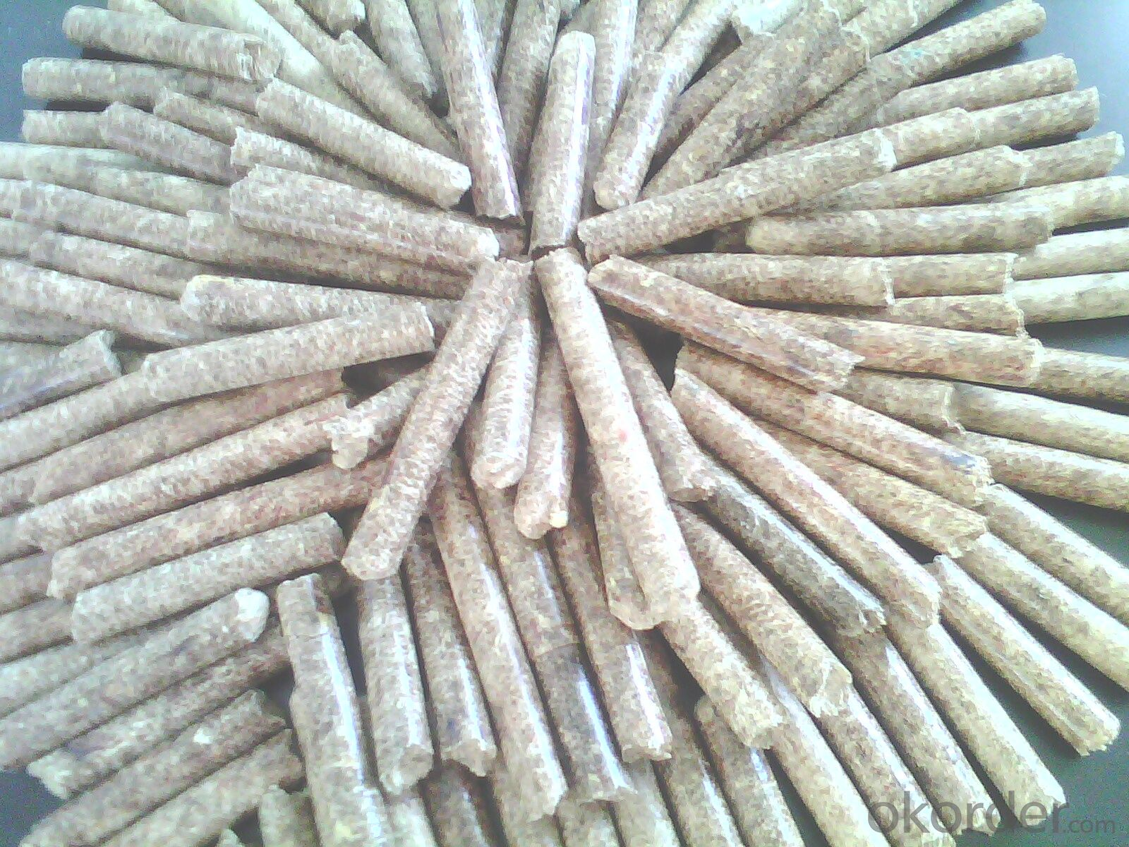 Top High Quality Wooden Pellets