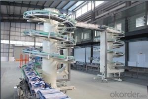 Conveying System for Packaging