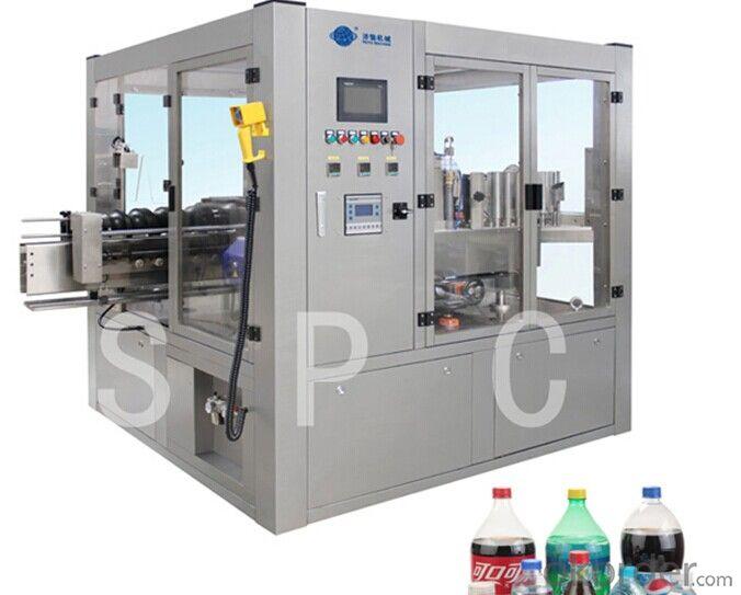 SPC-SORL-TL Linear Hot Melt Labeling Machine
