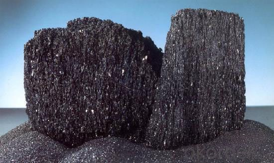 Black Silicon Carbide For Refractory And For Steelmaking Or For Foundry