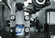 SPC-350B/450B Model Label Sleeving Machine