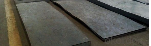 EXELLENT HOT ROLLED STEEL SHEET