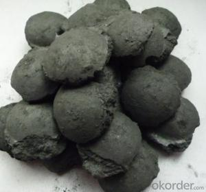 Silicon Carbide Ball used for metallurgical area with SIC75