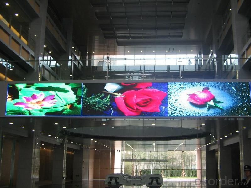 Die casting aluminum P4 Indoor Full Color LED Display CMAX-P4