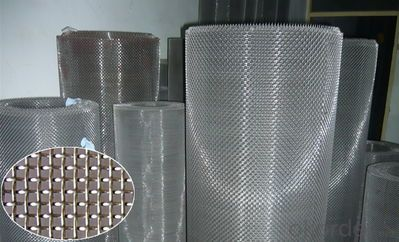 Stainless Steel Wire Mesh Weaving/Stainless Steel Wire Cloth Manufacturer