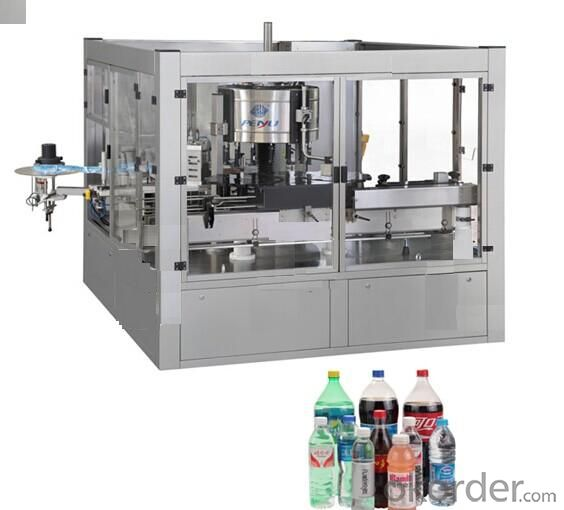 SPC-T15A Rotary Hot Melt Labeling Machine