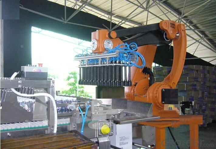 SPC-RCL Robot Carton Filler