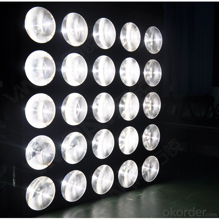 5X5 LED Matrix Light Disco Light CMAX-M5