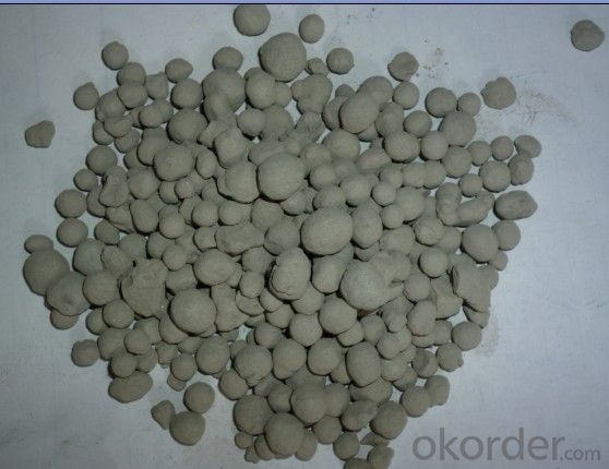 Silicon Carbon Ball Third Grade For Steelmaking With SIC75