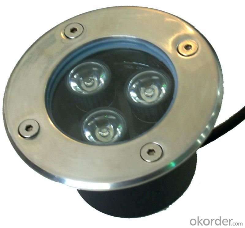 3W LED Underground Light CMAX-N1