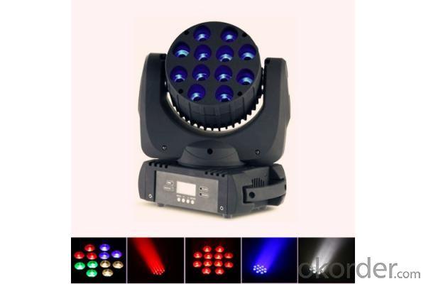 Beam Wash Moving Head Light 12x10W Cree LED CMAX-B2