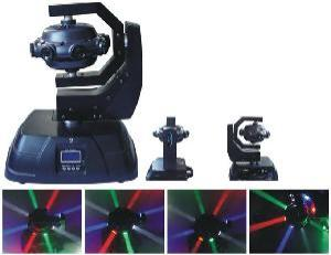 8PCS 3W LED UFO Light LED Moving Head CMAX-M6