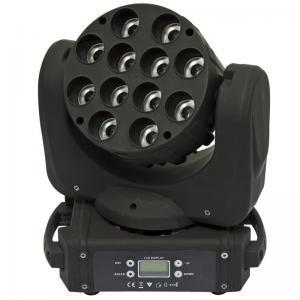 Beam Wash Moving Head Light 12x10W Cree LED CMAX-B2