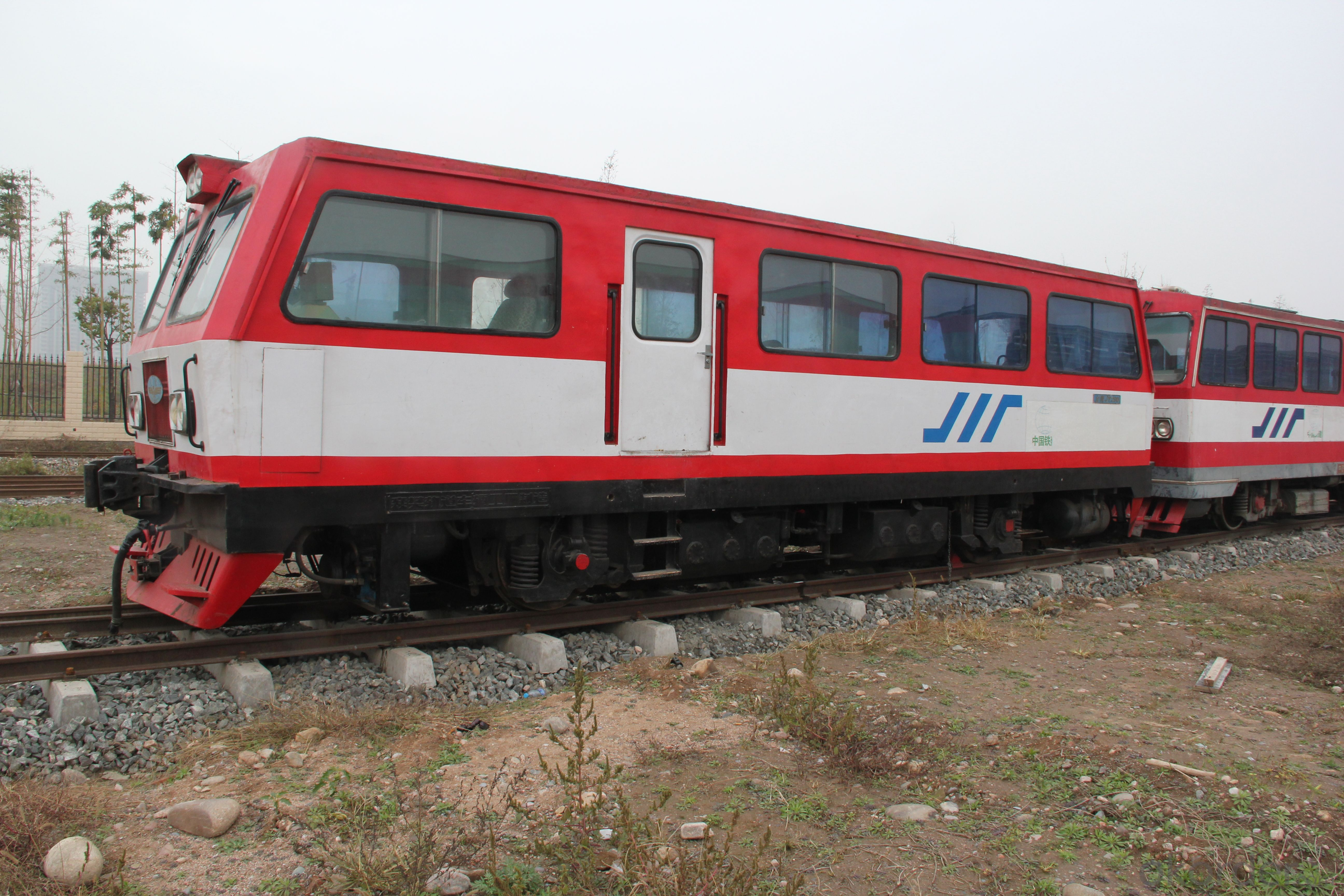 Heavy-duty railway car  for traction  and transportation ZTJC380