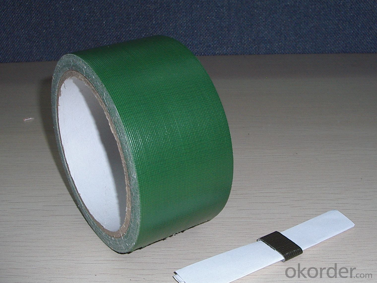 good quality printed cloth duct tape/duct cloth tape