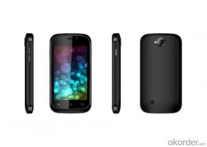 Android Smartphone 4.2 3.5-Inch Dual-SIM Cards Dual-Core Cell Phone