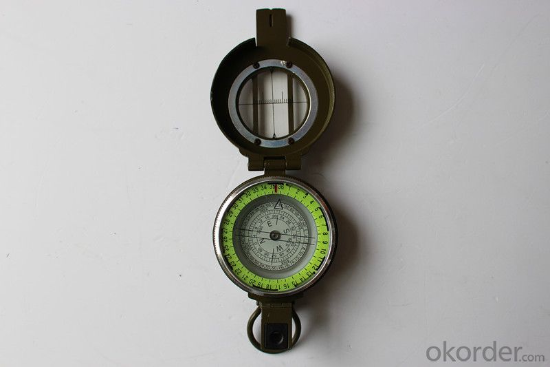 Army Metal Compass DC60-2B