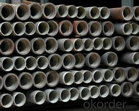 ductile iron pipe of china high quality