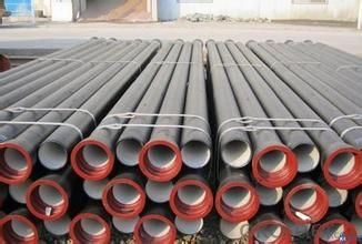 ductile iron pipe of China Pipe Wall Thickness:standerd